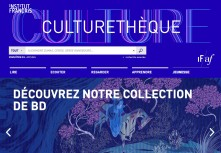 Visuel Culturethèque