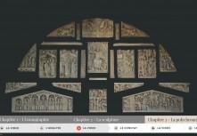 Visuel Portails romans de France