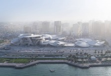Visuel National Museum of Qatar