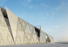 Visuel Grand Egyptian Museum
