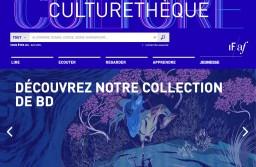 Vignette projet Culturethèque