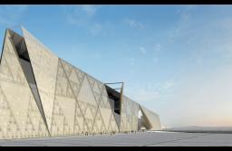 Vignette projet Grand Egyptian Museum